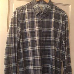 Men's designer Italian dress shirt